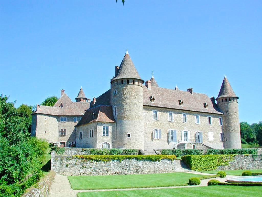 Château de Virieu © Acamay