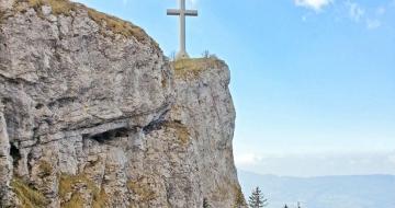 Croix du Nivolet © fuore