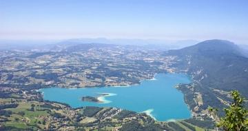 Lac d'Aiguebelette © brucyn