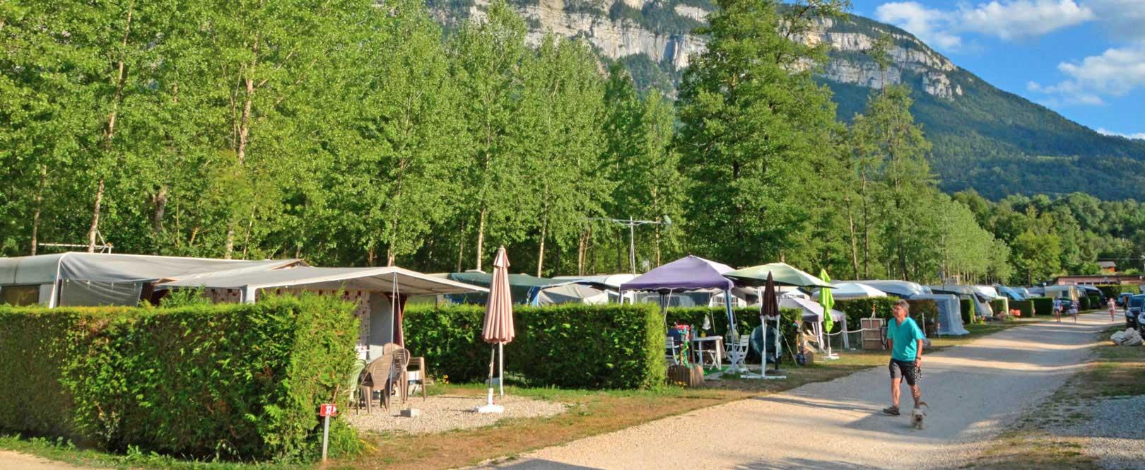 Camping Les Peupliers - Région Auvergne-rhône-alpes - Savoie (73 ...